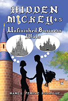"""Hidden Mickey 4.5: Unfinished Business-Wals"" - Hardcover"